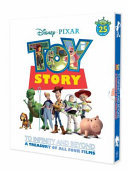 Toy Story to Infinity and Beyond: a Treasury of All Four Films (Disney-Pixar)