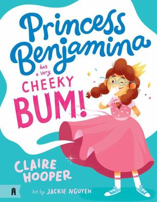 Princess Benjamina Has a Very Cheeky Bum