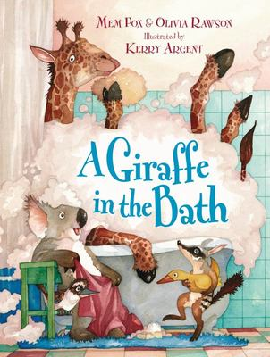 A Giraffe in the Bath PB