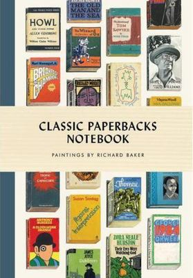 Classic Paperbacks Notebook