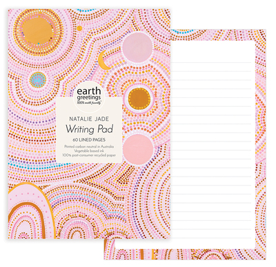A5 Writing Pad - Seven Sisters Dreaming III