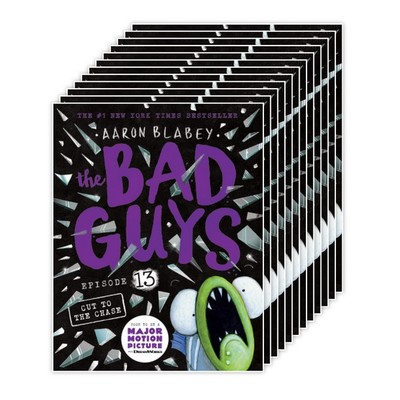 Bad Guys Episode 13 12-Copy Stock Pack