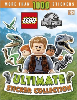 LEGO Jurassic World Ultimate Sticker Collection