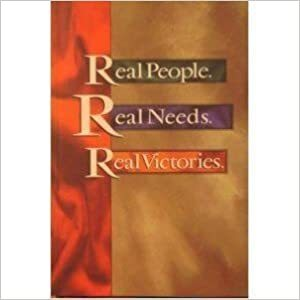 Real People. Real Needs. Real Victories