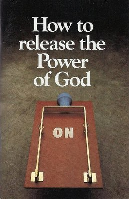 How to Release Power of God