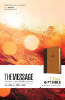 The Message Deluxe Gift BibleThe Bible in Contemporary Language