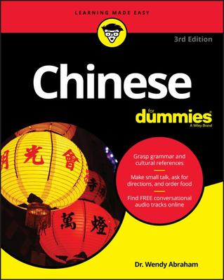 Chinese for Dummies (3rd Ed)