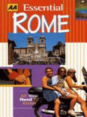 Essential Rome Automobile Association Essential (3rd Edition)