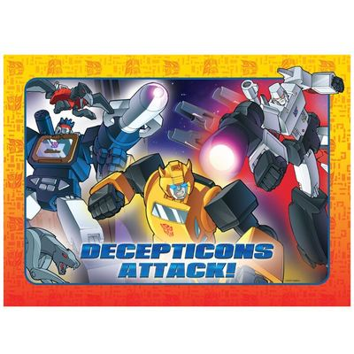 Transformers 35pc Frame Tray Puzzle