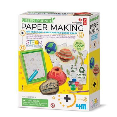 Paper Making Kit (Green Science)