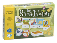 Homepage the story maker