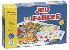 NEW - Jeu de fables
