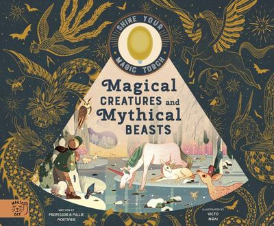 Shine Your Magic Torch: Magical Creatures and Mythical Beasts