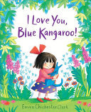 I Love You, Blue Kangaroo! (Board)