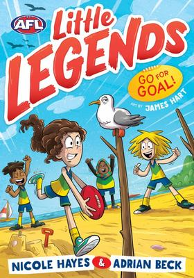 Go for Goal! (#3 AFL Little Legends)