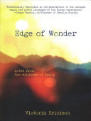 Edge of Wonder - Notes from the Wildness of Being