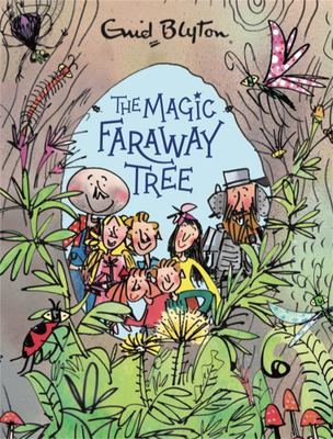 The Magic Faraway Tree (#2 Magic Faraway Tree; Deluxe)