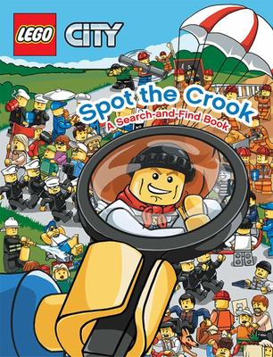 Spot the Crook (LEGO City)