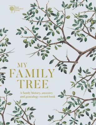 My Family Tree - A Family HIstory, Ancestry and Genealogy Record Book