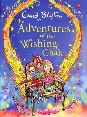The Adventures of the Wishing-Chair Deluxe Edition (#1)
