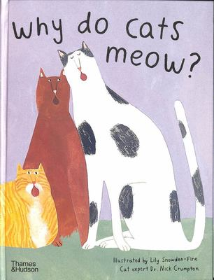 Why Do Cats Meow? Curious Questions about Your Favorite Pets