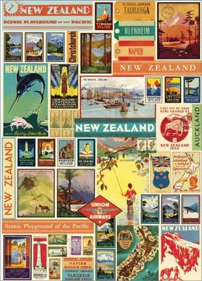 Wrap - New Zealand Collage