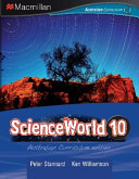 ScienceWorld 10 Textbook with Digital code