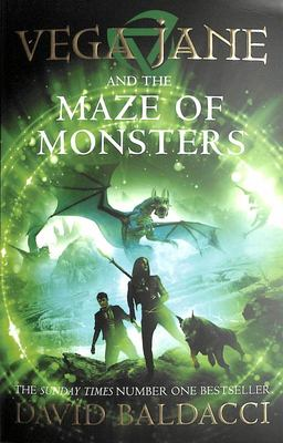 Vega Jane and the Maze of Monsters (#2)