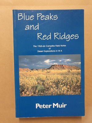 BLUE PEAKS AND RED RIDGES