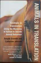 Homepage maleny bookshop  animals in translation  using the mysteries of autism to decode animal behaviour