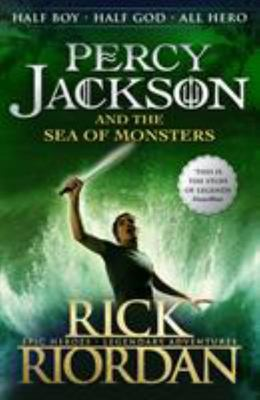 Percy Jackson & the Sea of Monsters (#2 Percy Jackson)