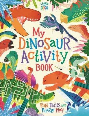 My Dinosaur Activity Book