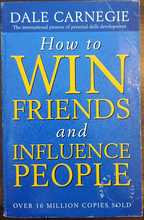 Homepage maleny bookshop  how to win friends and influence people