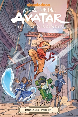 Imbalance Part 1 (Avatar: the Last Airbender)