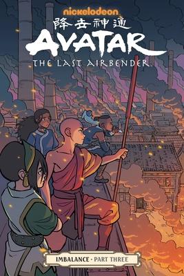 Imbalance Part 3 (Avatar: the Last Airbender)