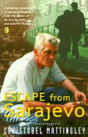 Escape from Sarajevo (Out of Print)