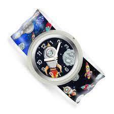 Space Rockets Slap Watch