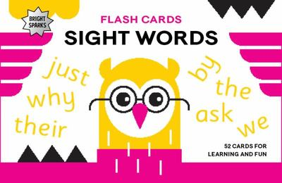 Bright Sparks Flash Cards: Sight Words