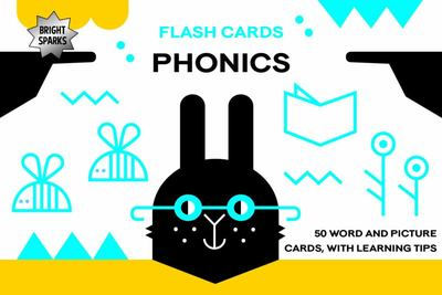 Bright Sparks Flash Cards: Phonics
