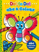Dot to Dot Abc and Colour - Lowercase Letters