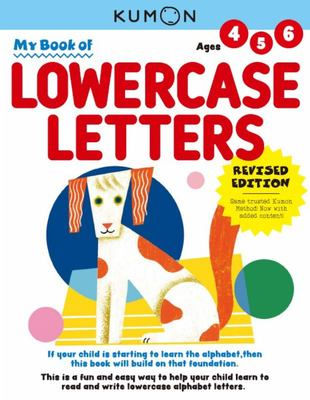 My Book of Lowercase Letters