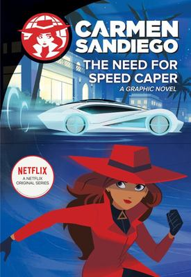 Need for Speed Caper - Carmen San Diego