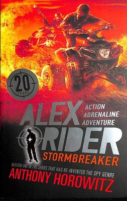 Stormbreaker (20th Anniversary Edition Alex Rider #1)
