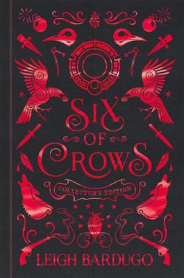 Six of Crows (#1 Six of Crows) HB