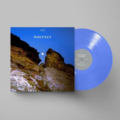 Candid - Whitney (clear blue vinyl)