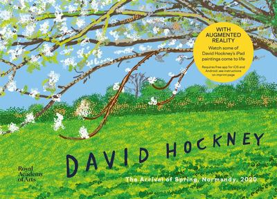 David Hockney: the Arrival of Spring in Normandy 2020