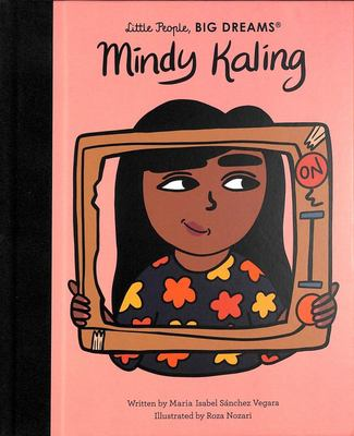 Mindy Kaling (Little People, Big Dreams)