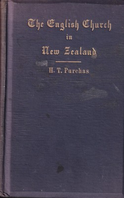 The English Church in New Zealand