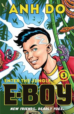 Enter the Jungle (#3 E-Boy)