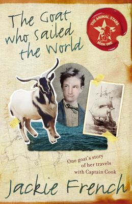 Goat Who Sailed the World, The (The Animal Stars #1)
